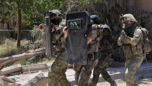 Nusaybin'deki terör operasyonu tamamlandı