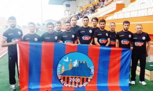 Mardin Atletizm Spor Kulübünden bir başarı daha
