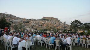 Kardeş belediyeler iftar sofrasında buluştu