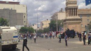 Midyat Emniyet Müdürlüğüne bombalı saldırı