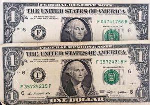Nusaybin sağlıkçılar dernek başkanının üstünden F serisi 1 dolar yakalandı