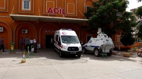 Birleştirdikleri maytapları patlatan çocuklar yaralandı