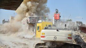 Nusaybin patlayıcılardan arındırılıyor