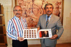 Halkın Kahramanı Vali Mustafa Yaman PTT Pullarına Geçti