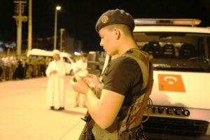 Şehit Olan 3 Polis Memuru Memleketlerine Uğurlandı