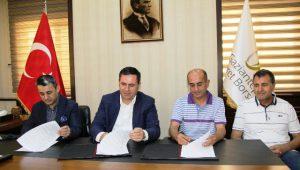 GTB ve Mardin lisanslı depoculuk arasında sözleşme imzaladı