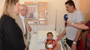 PKK terörü Nusaybinli aileyi ikinci kez vurdu
