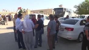 Mardin cezaevinden tahliyeler başladı