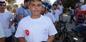 """""""Demokrasi için Pedalla Mardin"""""""