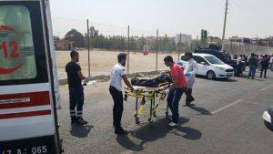 Nusaybin'de tırın çarptığı çocuk öldü