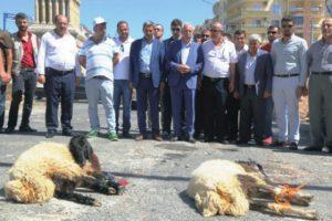 Türkülere konu olan Midyat-Estel Bulvarı restore edilmeye başlandı