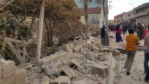 Nusaybin'de vatandaşların zararları karşılanacak