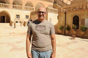 Masal anlatıcıları Mardin'de buluştu