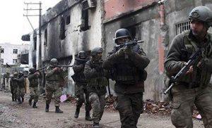 Nusaybin PKK terörünün hain tuzaklarından temizleniyor