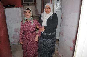 Suriyeli fedakar gelin