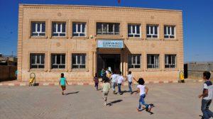 Suriyeli öğrenciler için de ders zili çaldı