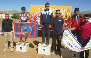 Atletizm spor kulübünden bir Madalya daha
