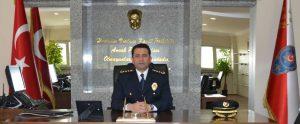 Mardin Emniyet Müdürlüğüne Hasan Onar atandı