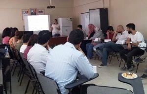 Halk Sağlığından eğitim seminerleri