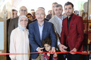 Şehri Mardin sergisine yoğun ilgi
