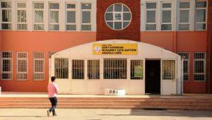 Şehit Kaymakam Safitürk'ün adı okulda yaşatılacak