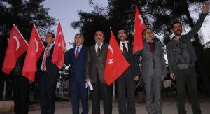 STK'lar Derik saldırısını kınadı