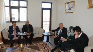 Baykal'dan Ahmet Türk'ün evine ziyaret