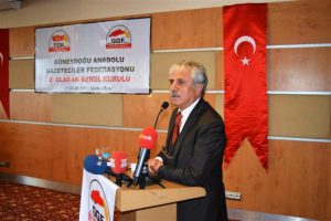 Federasyonun yeni başkanı Mehmet Çelik oldu