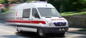 Kazara vurulan çocuk hayatını kaybetti
