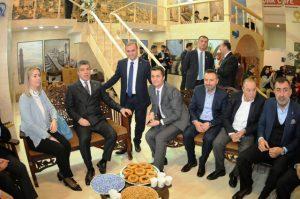 EMITT Fuarında Mardin rüzgarı