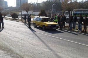 Artuklu'da trafik kazası: 4 yaralı