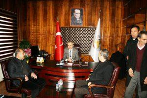 Ömerli Belediye Başkan Vekili olarak atanan Korkmaz görevine başladı