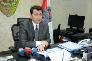 Mardin'de Referandum'da 5 bin polis görev yapacak