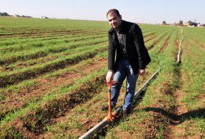 """""""Ovalar tarımsal sit gibi korunacak"""" açıklamasına çiftçiden destek"""