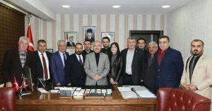 Bölge Gazetecileri Mardin´de toplandı