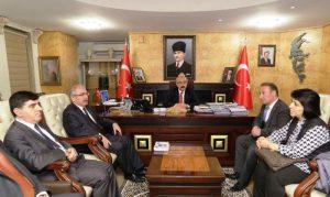 Kalkınma Bakanı Lütfi Elvan Mardin'de
