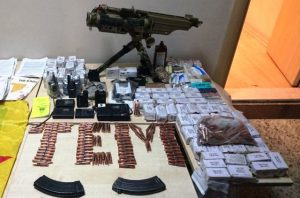 Rusya Yapımı Silahlar Ele Geçirildi