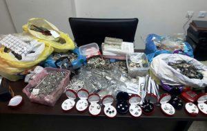 30 kilogram işlenmiş gümüş çalan hırsız tutuklandı