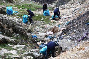 Mardin'de Temizlik seferberliği