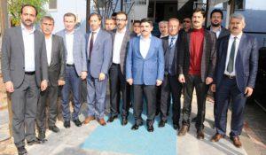 """""""Mardin tarihi, medeniyeti ve kültürel yapısıyla bir dünya kenti"""""""