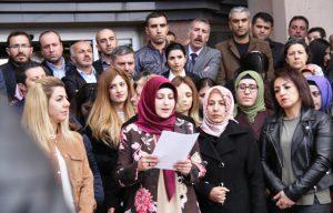 Artuklu belediyesinden Hollanda'ya kınama