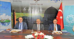 Belediye ile DİKA arasında 10 milyonluk destek protokolü