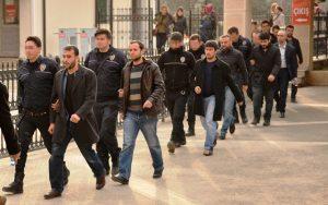 FETÖ operasyonu: 15 kişi tutuklandı