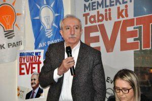 """Miroğlu, """"Beka sorunu bir ülkenin varlığı ve yokluğu sorunudur''"""