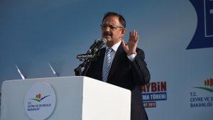'Nusaybin'deki evlerin inşaatı sene sonuna kadar bitecek'