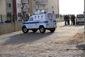 Güvenlik korucusuna silahlı saldırı