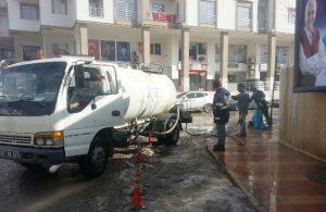 Mardin Büyükşehir Belediyesinden temizlik seferberliği