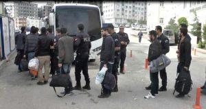 Mardin'de Bylock'tan 21 tutuklama
