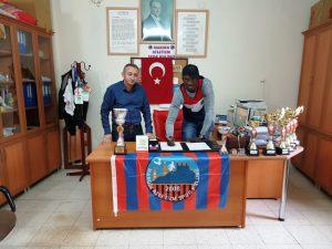 Oluwatosin'i Mardin Atletizm Spor Kulübüne transfer oldu
