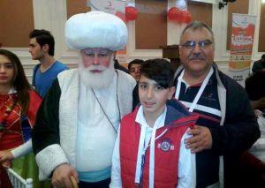 Mardin'li Veysel 81 ilden 81 çocuk projesine katıldı